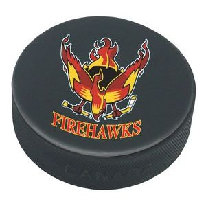 Official Hockey Puck - Full Color Imprint